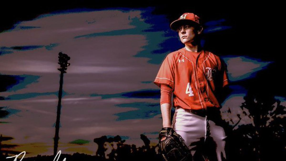 Local Pitcher In Running For Scholarship