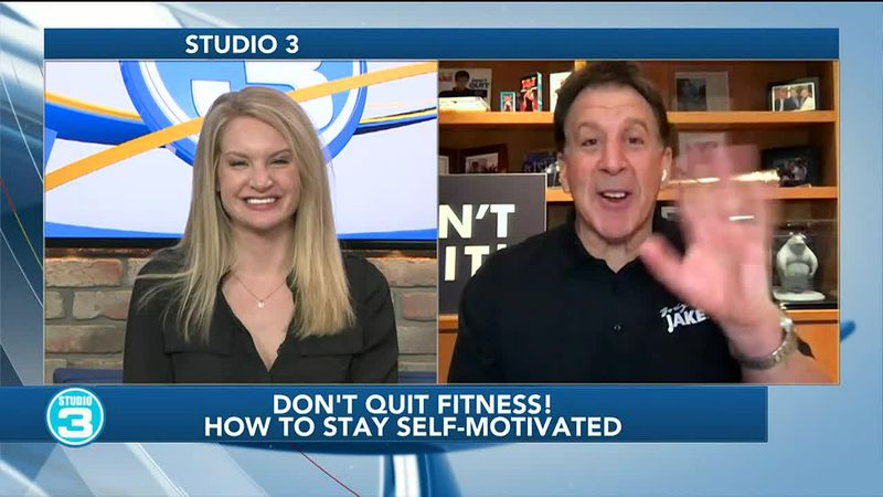 Keeping your New Year's fitness resolutions