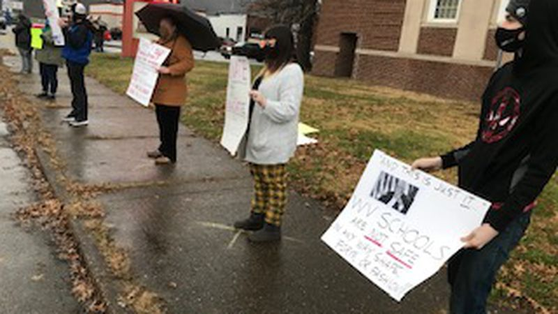 Some teachers in Cabell County are voicing their opposition to the proposed Jan. 19 date for...