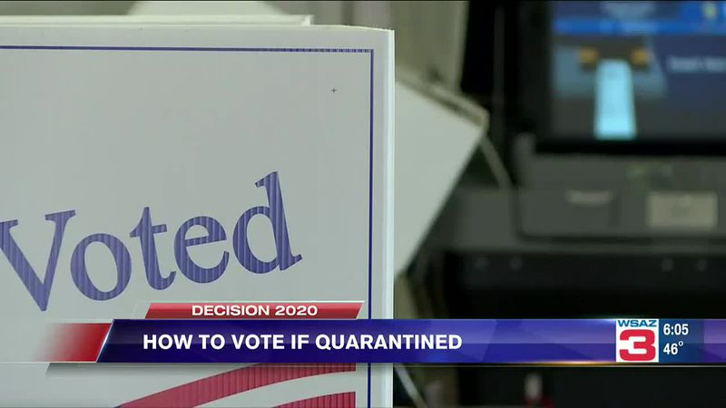 How to vote if quarantined