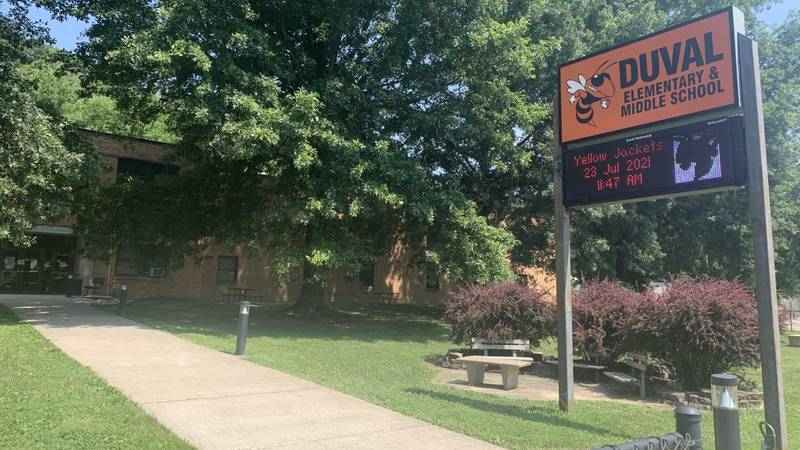 The school in Lincoln County will be closed until further notice due to structural concerns.