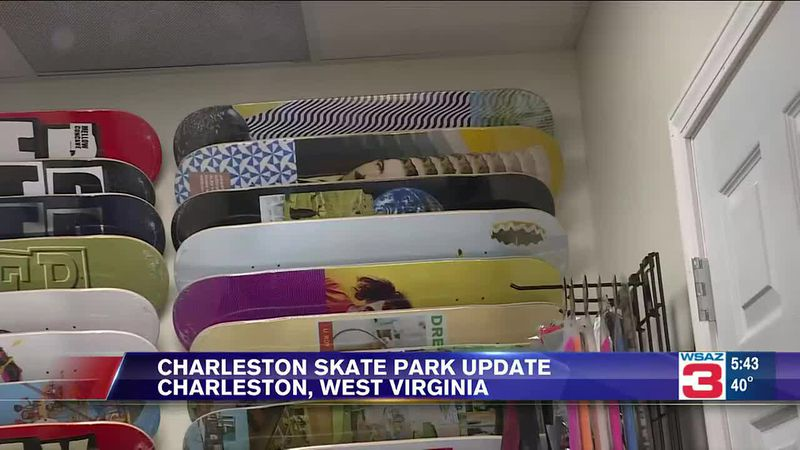 A skate park is closer to becoming reality in the city of Charleston.