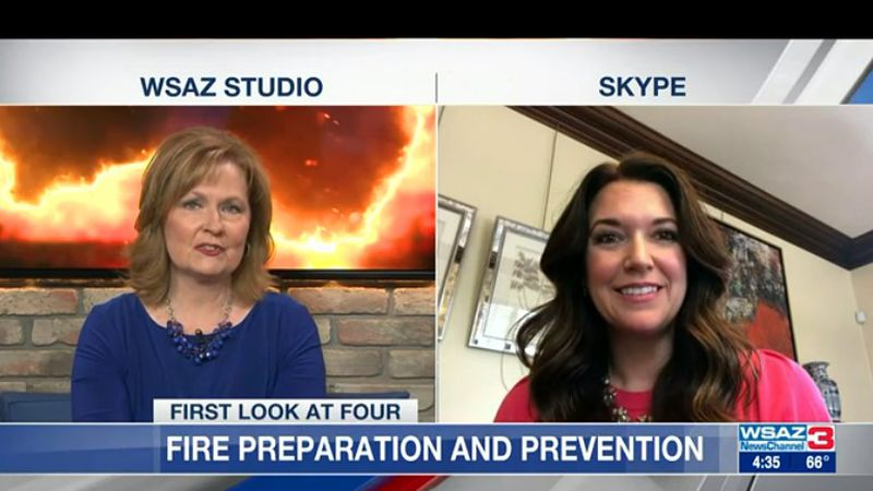 Erica Mani with the American Red Cross shares simple yet effective tips we all can practice at...