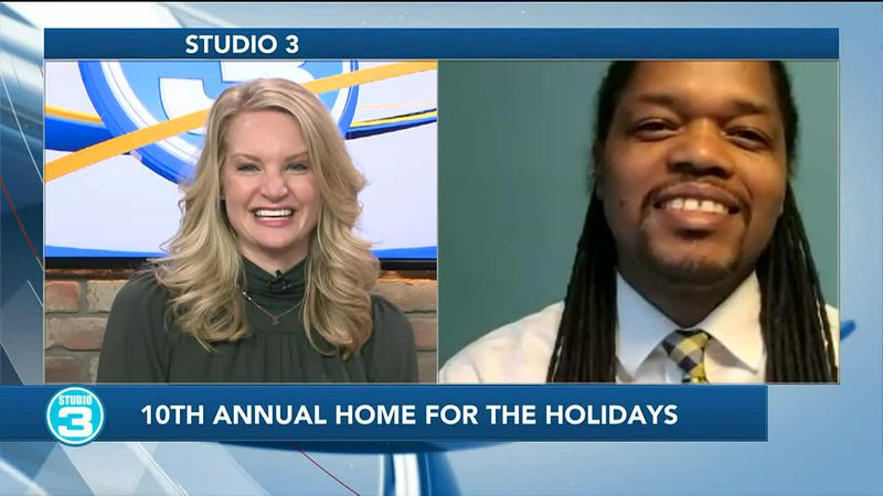 10th Annual Home for the Holidays with Landau Eugene Murphy Jr.