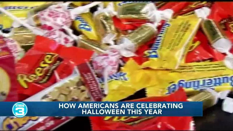 How Americans are celebrating Halloween this year