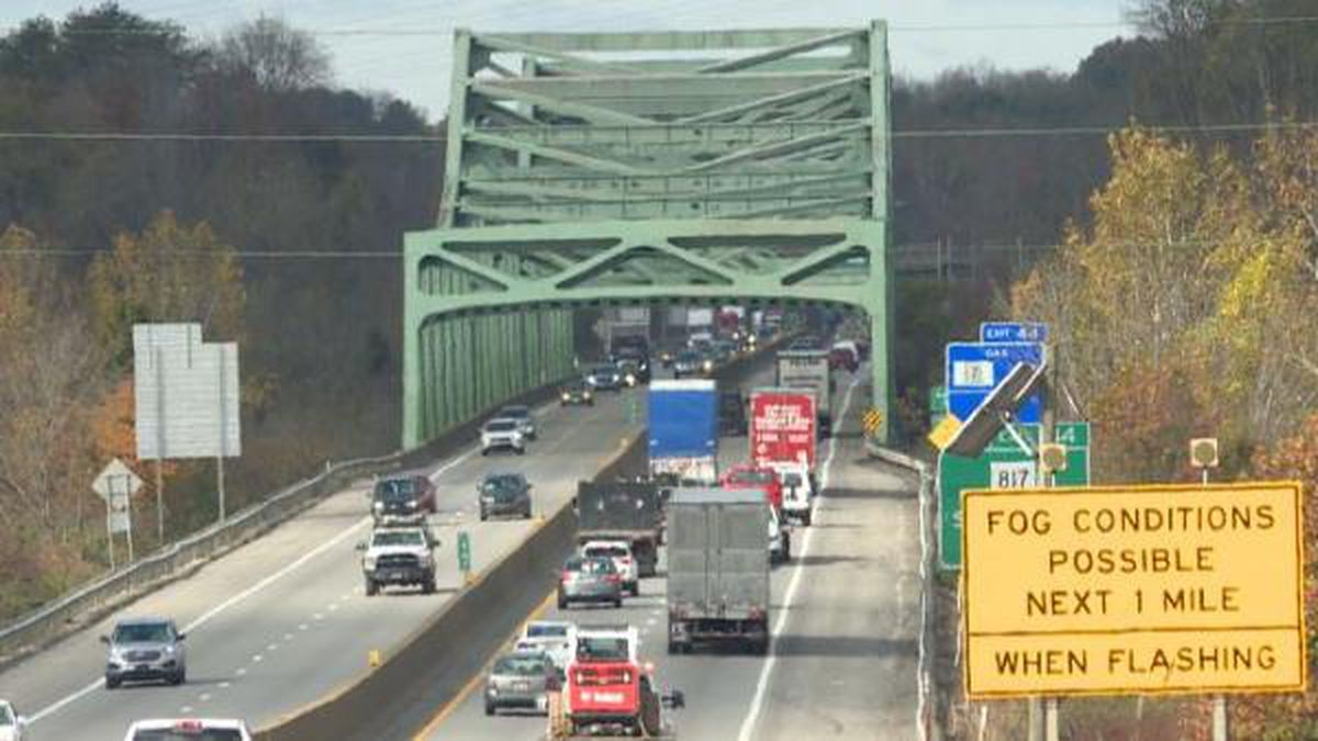 A $224 million project will add a second bridge across the Kanawha River between Nitro and St. Albans and repair the current bridge. In total, there will be ten lanes in place of the area drivers refer to as the bottleneck.