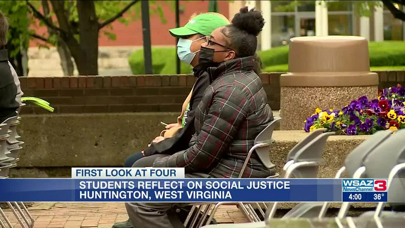 Marshall University students reflect on social justice after the Chauvin verdict
