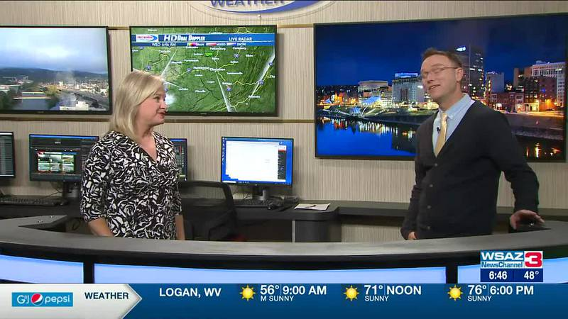 Brandon Butcher Delivers the First Warning Forecast for Wednesday, June 23rd, 2021.