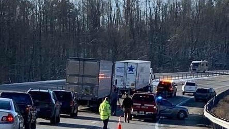Eastern Ky Man Dies In Rowan County I 64 Crash
