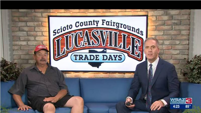 Jim Wirth shares what we can expect and all the details about the fun weekend at the Scioto...