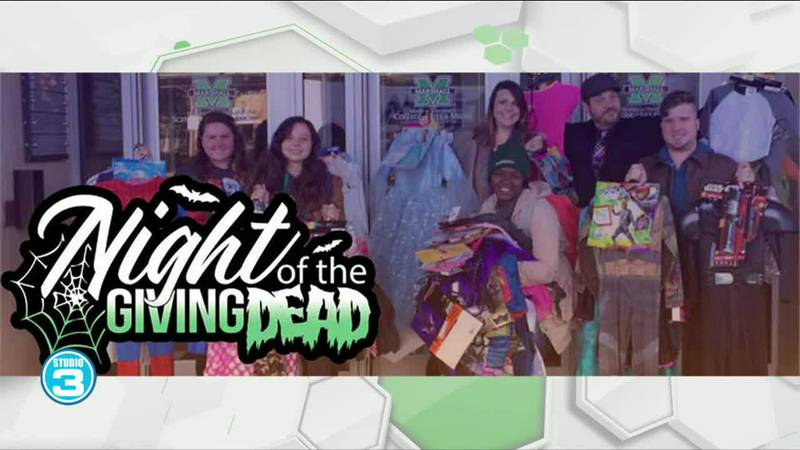 Night of the Giving Dead