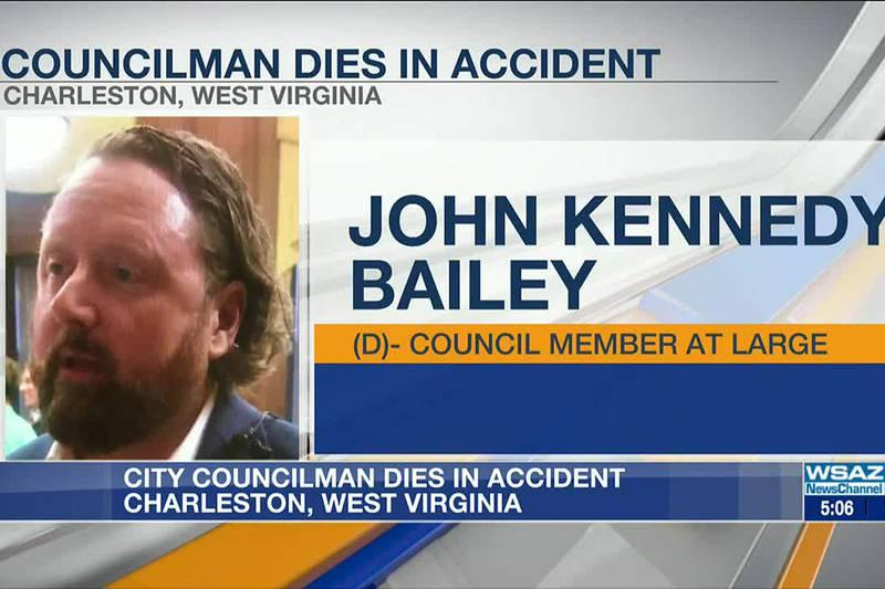Charleston City Councilman dies in accident