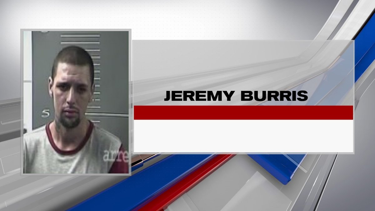 Jeremy Ray Burris, 33, is wanted in connection with an armed robbery that happened April 27 at...