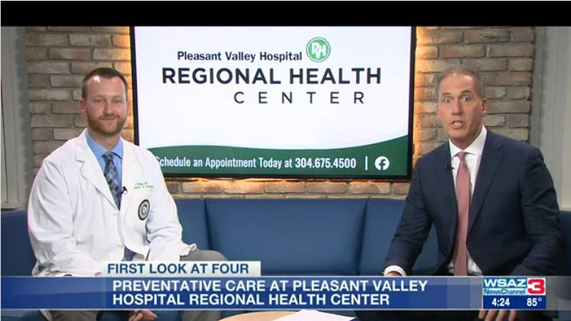 Dr. Kylen Whipp from Pleasant Valley Hospital Regional Health Center shares the importance of...