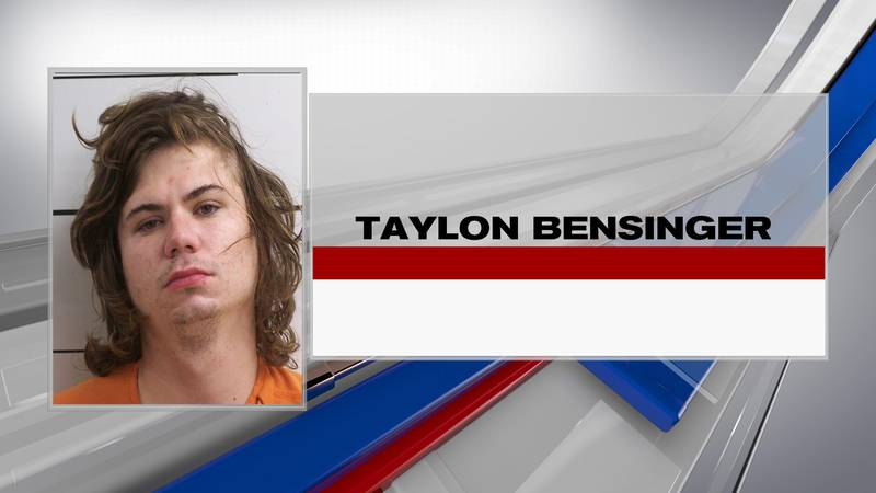 Taylon Bensinger has been charged with Murder and is currently in the Boyd County Detention...