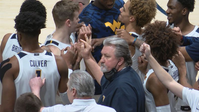 WVU men's basketball