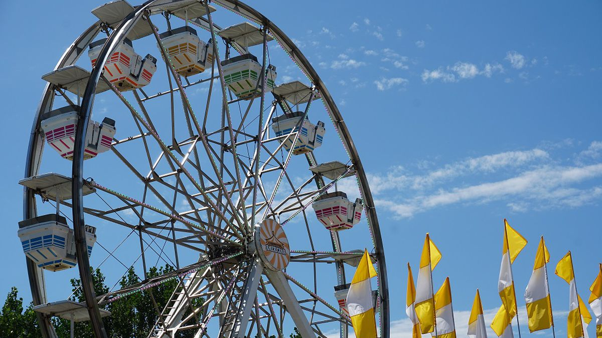 The Greenup County Fair in eastern Kentucky has been canceled this year due to COVID-19.