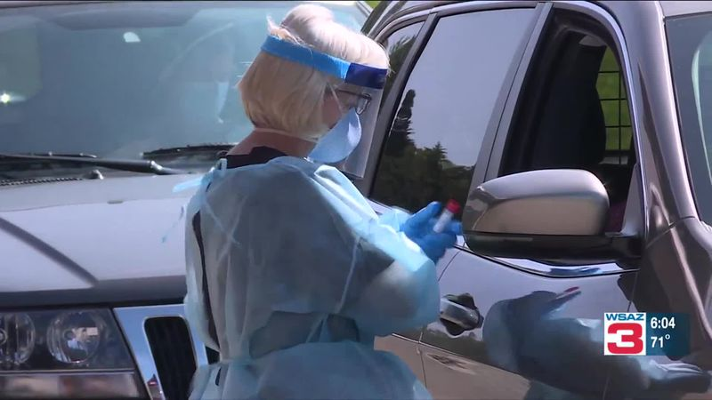 Putnam County Health Department is continuing testing for at least another week.