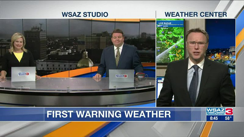 Brandon Butcher Delivers the Forecast for Monday, May 3rd, 2021.