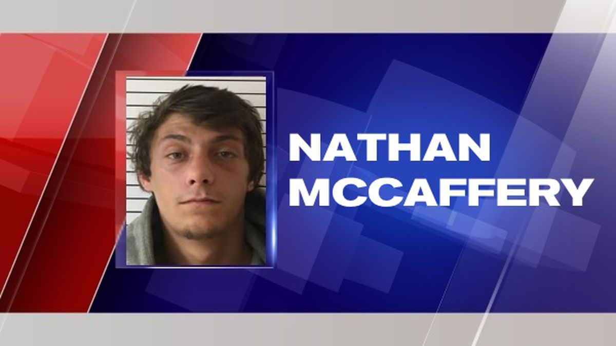 Nathan McCaffrey was arrested Thursday night, charged with malicious wounding after a shooting in Milton.