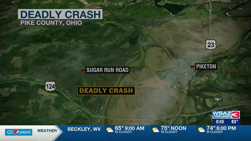 Man killed in Ohio crash