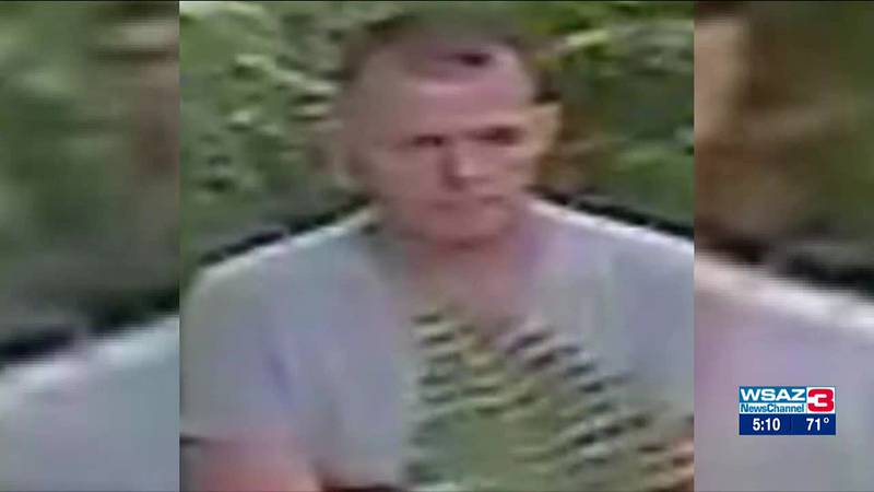 Charleston police looking for person of interest in burglaries
