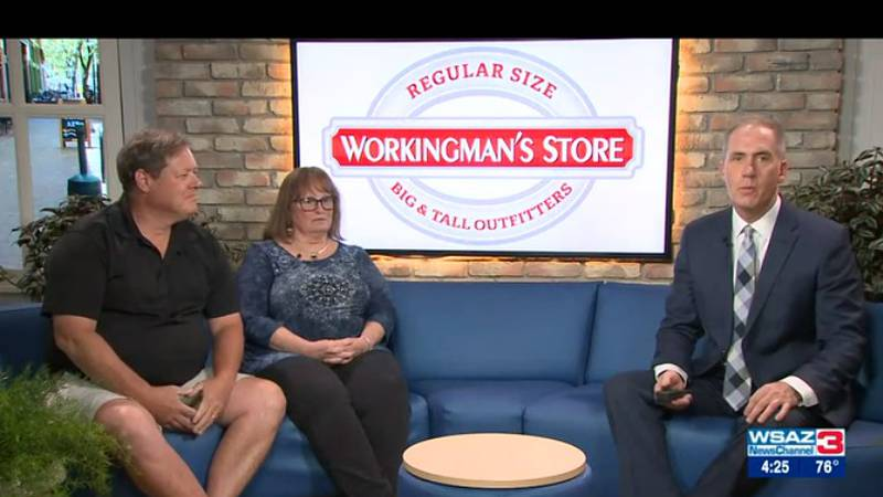 Jerry Furbee and Sue Brookover share how Workingman's Store started and where they are now.