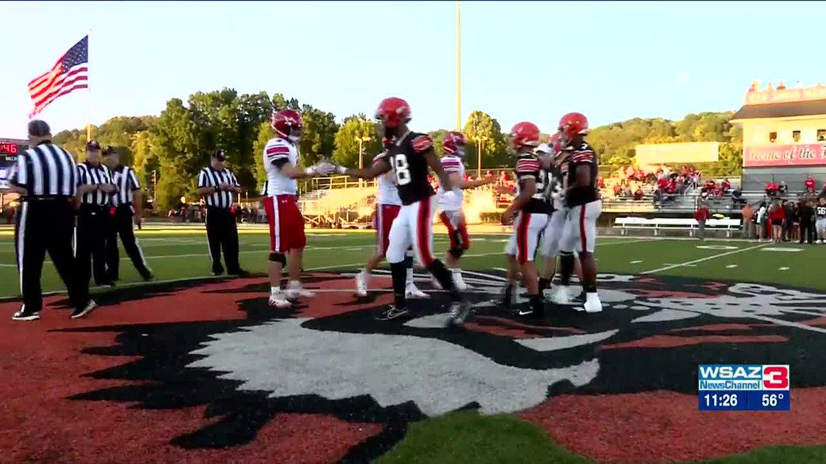 Rock Hill vs Ironton highlights
