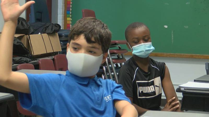 Ky. lawmakers end statewide mask mandate for schools