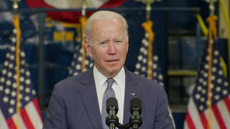 After months of start-and-stop negotiations, Biden's overall package is now being eyed as at...