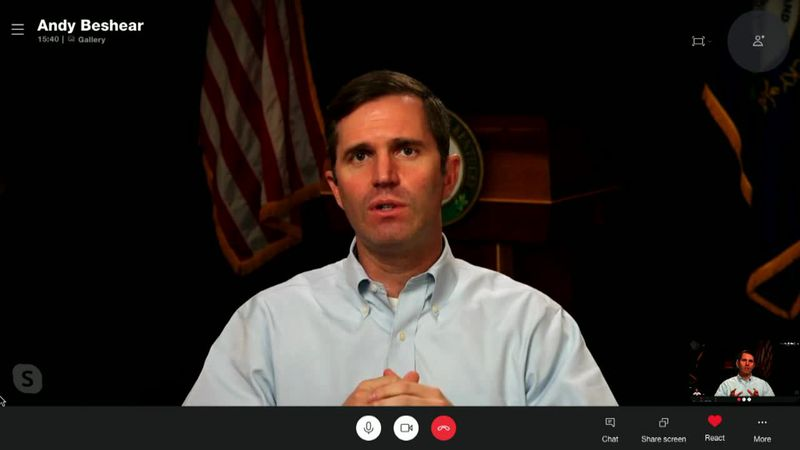 One-on-one with Gov. Andy Beshear