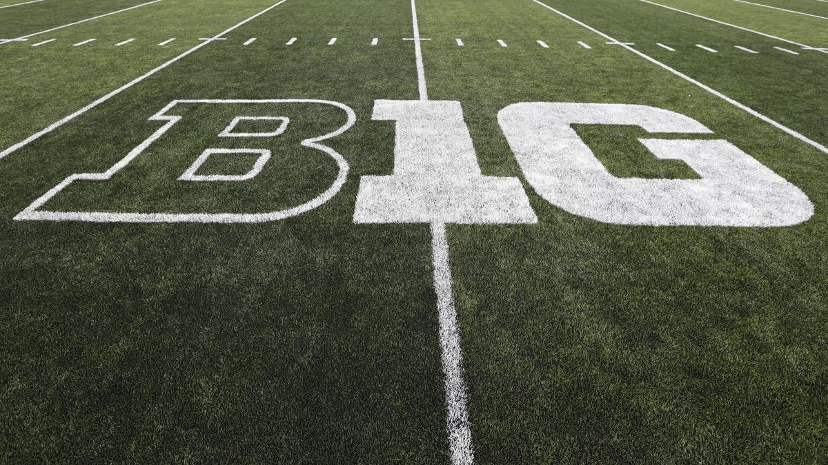 Teams won't be putting on the pads until further notice according to the Big Ten Conference