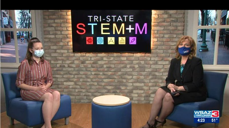 Maggie Piakowski is a student at the Tri-State Stem+M Early College High School and she shares...