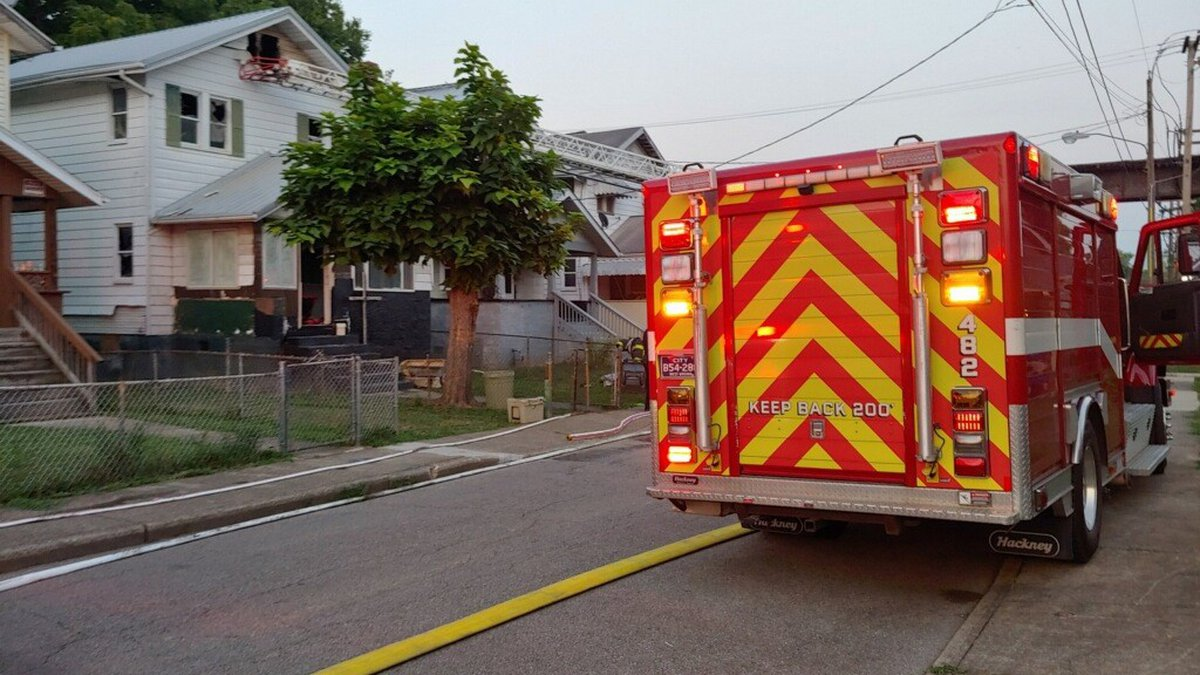 Investigators say a burning mattress is suspected in a Charleston house fire from Friday night.