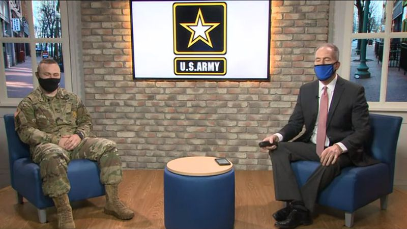 SSG Steven Bennett shares the experience of joining and the daily life of being in the army.