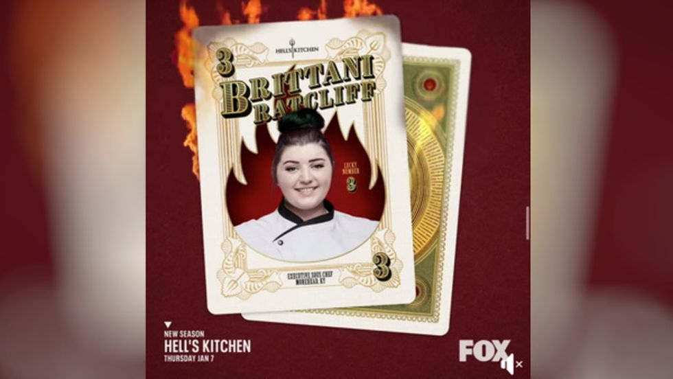 Brittani Ratcliff is from Grayson, Kentucky.