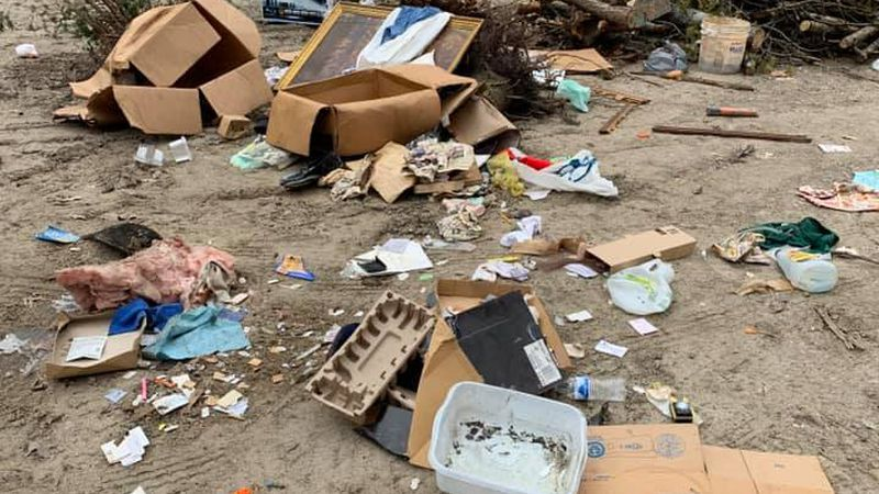 Some Boone County leaders are fearful the common illegal dumping problem they face may impact...