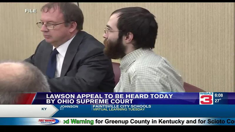 Lawson appeal to be heard by Ohio Supreme Court today