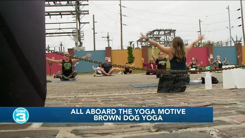 All aboard the Yoga Motive