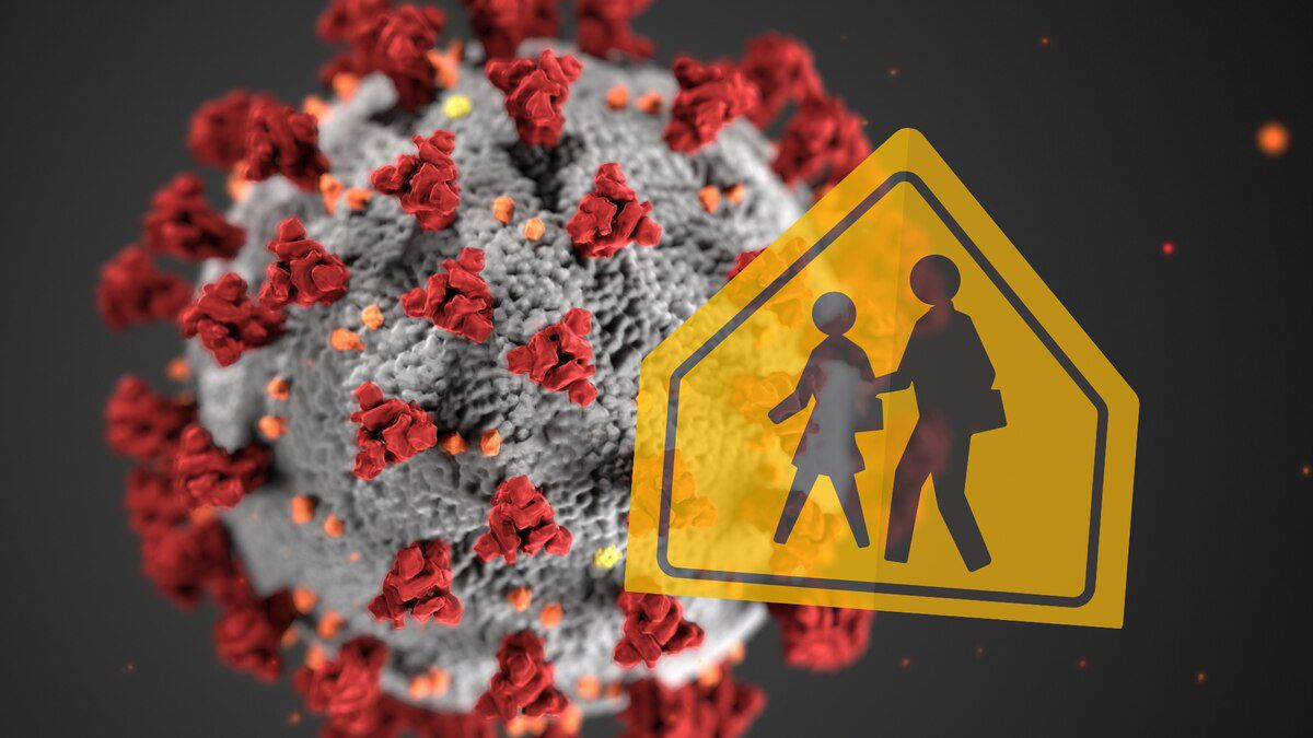 A staff member and three students at Kermit PK8 will quarantine after testing positive for COVID-19.