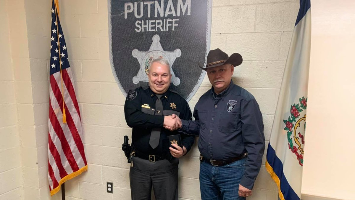 In a Facebook Post Friday Sheriff Bobby Eggleton thanked him for his years of service and...