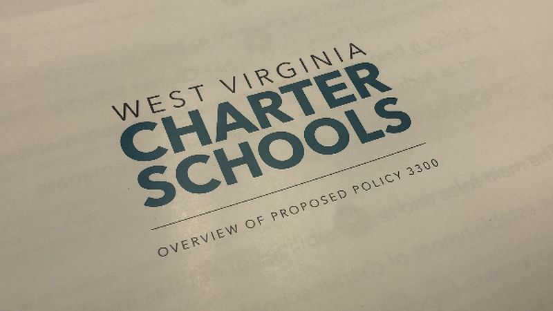Charter school policy proposed by the West Virginia Department of Education and passed to the...