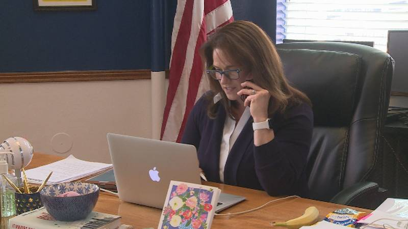 In the Connect Charleston program, Mayor Goodwin will call residents of the city to check in...