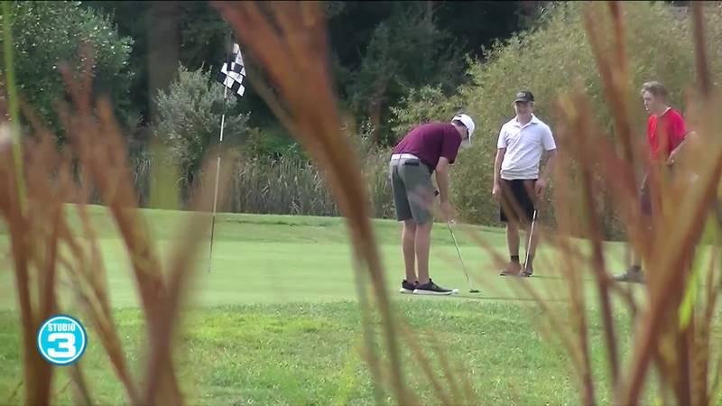 West Carter golf invitational