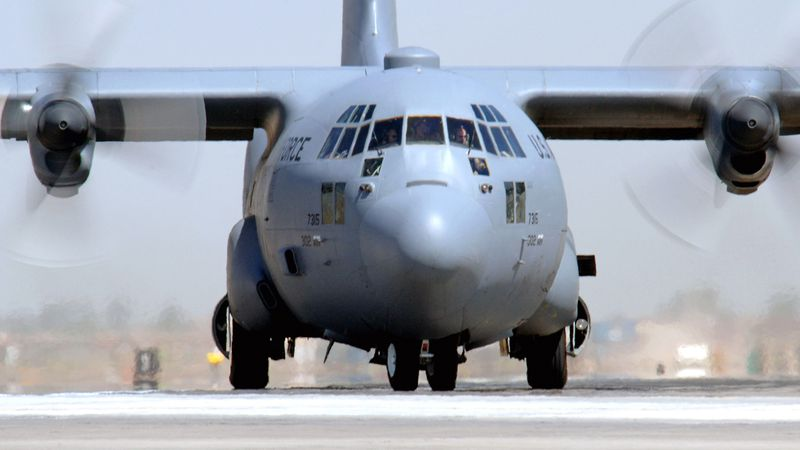 C-130 Hercules (photo/file)