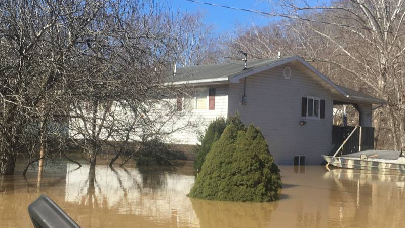 Greenup County flooding