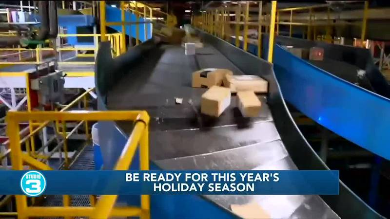 Be ready for this year's holiday shipping