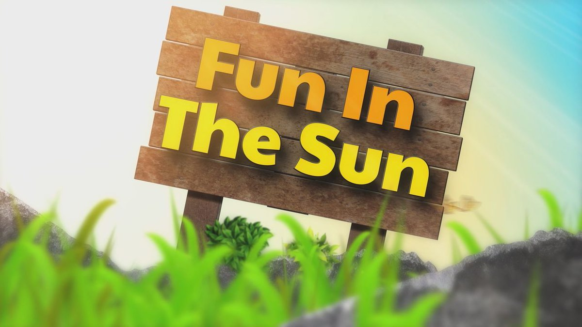 """""""Fun In The Sun"""" is a summer segment designed for kids with an outdoor focus..."""