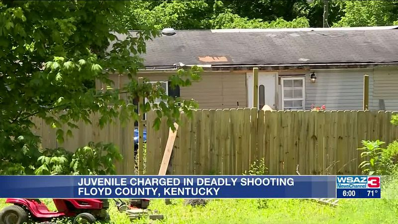 Juvenile charged in deadly Floyd County shooting