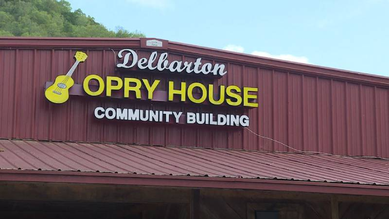 The Delbarton Opry House has been a staple in Mingo County for more than 20 years.